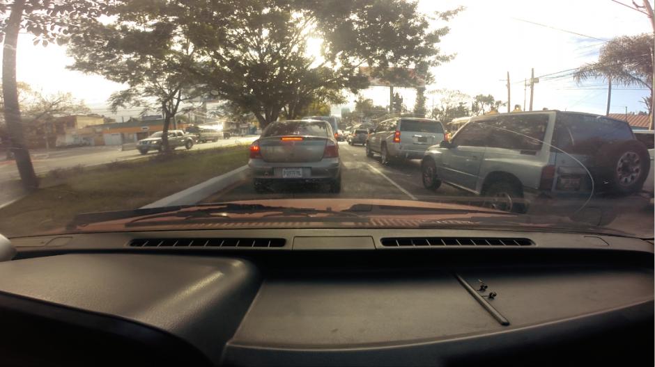 Cerca de una hora y media duró el viaje hasta El Trébol. (Captura Video)