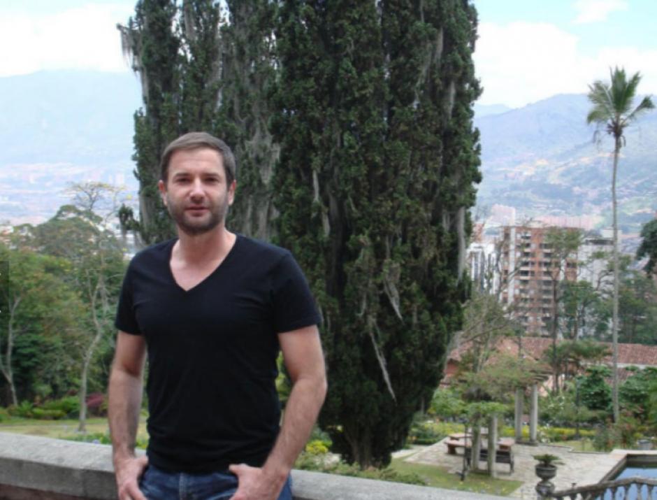 """Luis Mesa dio vida a """"Daniel Valencia"""" en la producción. (Foto: Univisión)"""