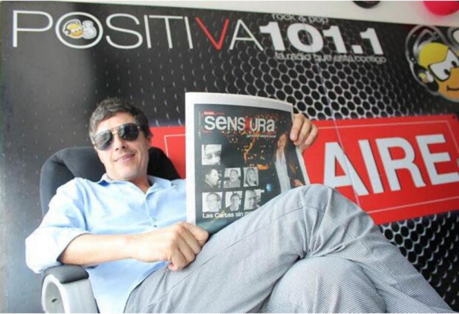"""Mario Duarte interpretó a """"Nicolás Mora"""". (Foto: Univisión)"""