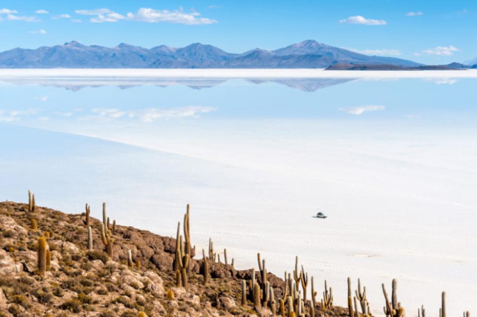 Bolivia también figura en el listado al poseer hoteles de dos estrellas con un costo promedio de 130 pesos (Q48). (Foto: Skyscanner)