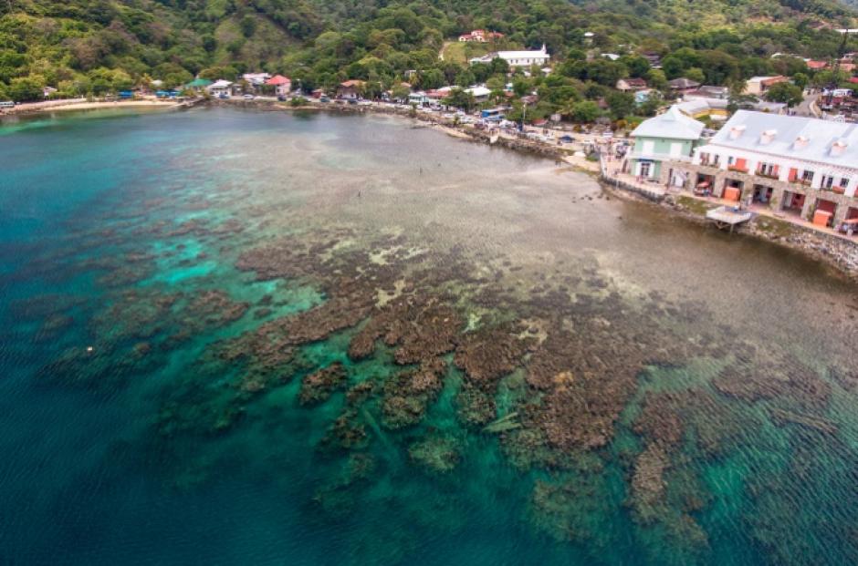 El sitio especializado reseña que en Honduras se puede vivir con 200 pesos diarios (Q74). (Foto: Skyscanner)