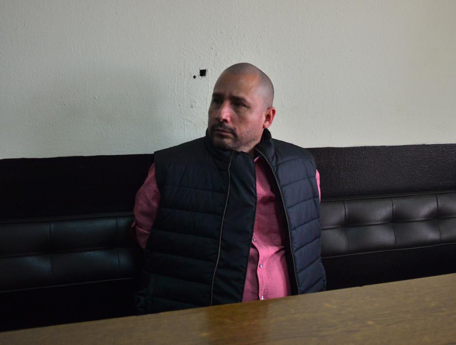 Monroy Meoño fue extraditado a los Estados Unidos. (Foto: Archivo Soy502)
