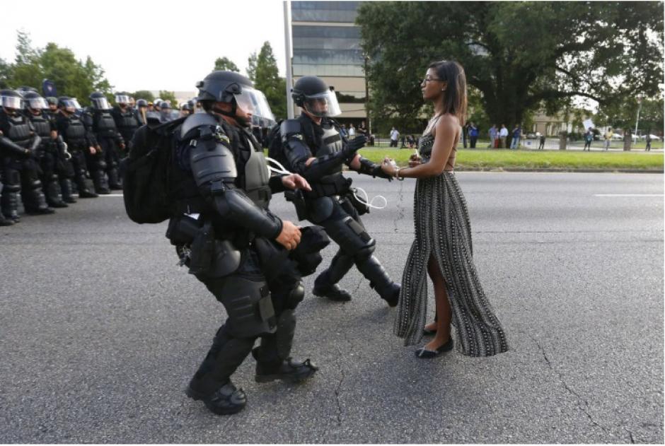Foto de las protestas en Estados Unidos.  (Foto: Jonathan Bachman/Reuters)