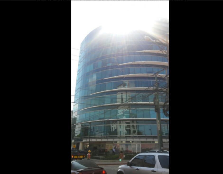 El edificio es identificado como Sixtino II. (Foto: MP)