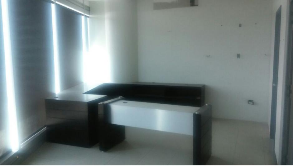 Las oficinas tienen cuatro ambientes. (Foto: MP)
