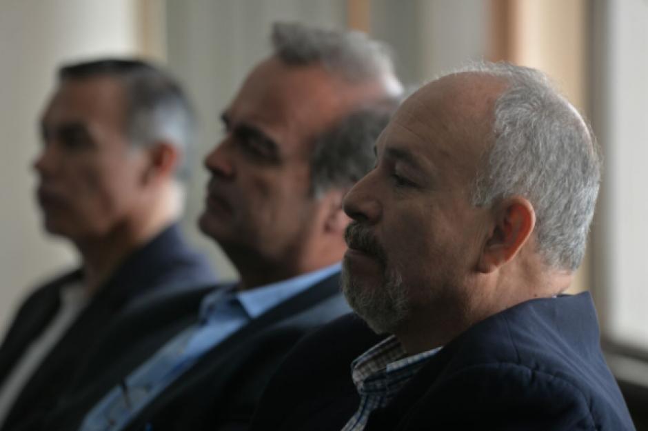 Uno de los que facilitó la adjudicación fue el exsubgerente administrativo del IGSS, Álvaro Dubón. (Foto: Wilder López/Soy502)