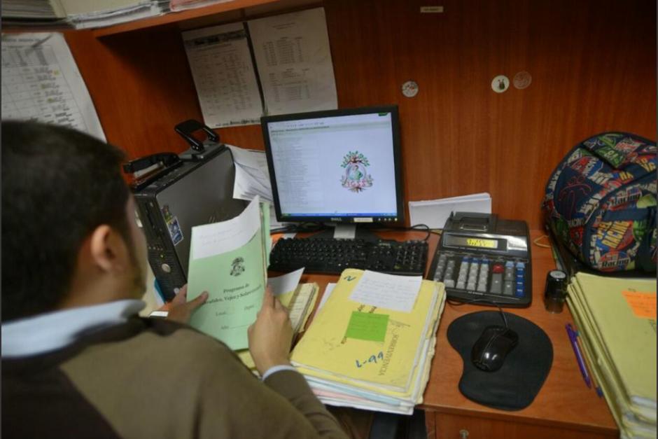 El sistema de cómputo que aún no ha sido integrado en su totalidad le habría costado 250.8 millones de quetzales al IGSS. (Foto: Archivo/Soy502)