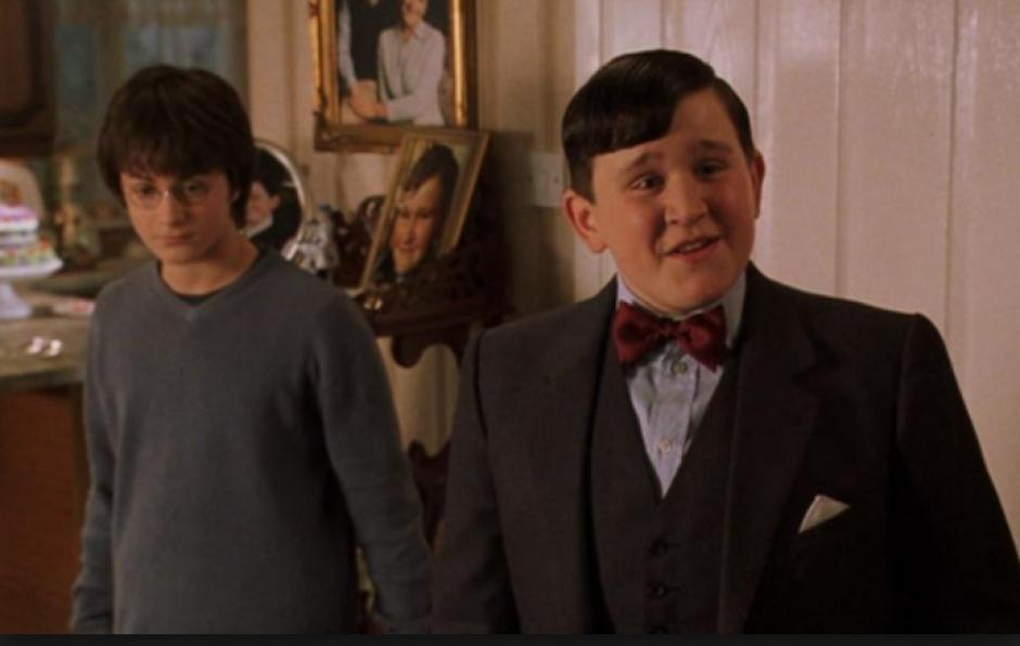 El actor que interpretó a Dudley Dursley luce muy diferente ahora. (Foto: América TV)