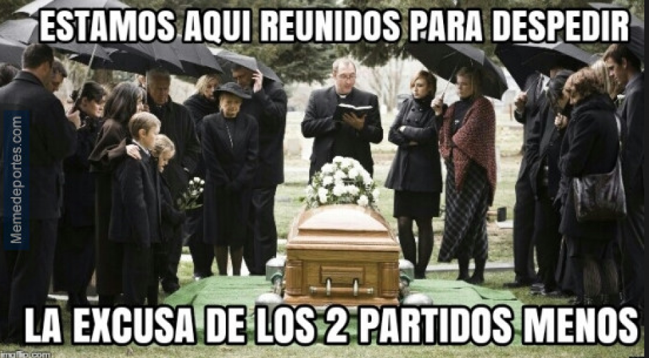 El funeral del Madrid en Mestalla. (Foto: Twitter)