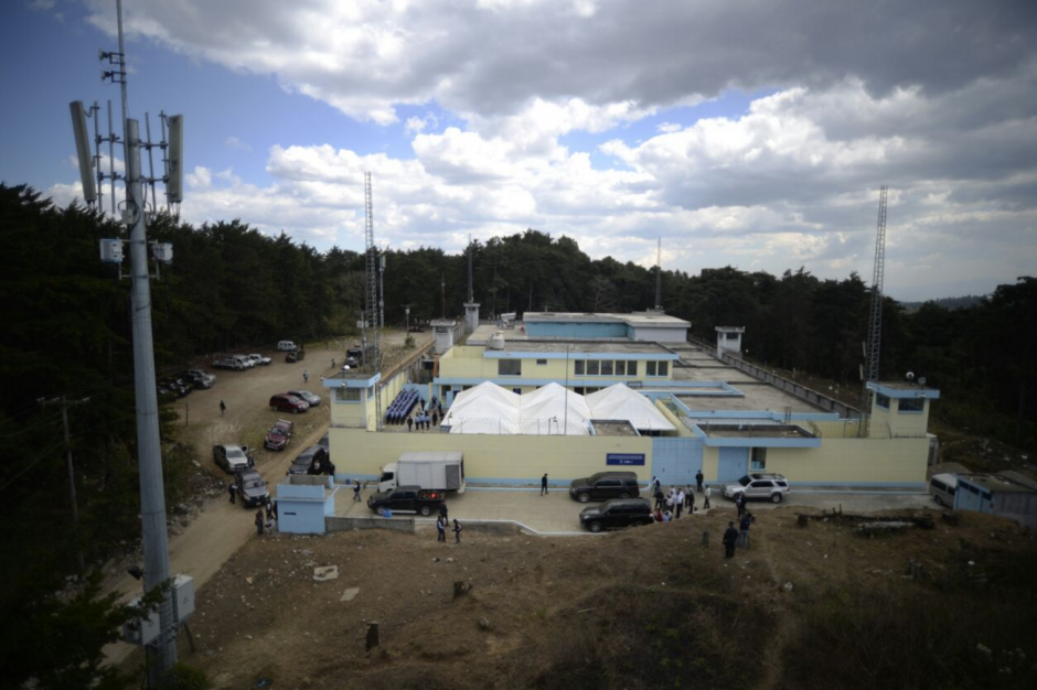 """Este es el nuevo Centro de Rehabilitación y Reinserción de Modelo de Gestión Penitenciaria """"Fraijanes 1"""". (Foto: Wilder López/Soy502)"""