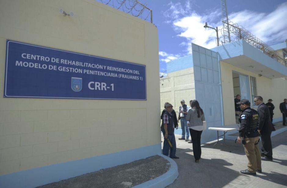 Este es en el ingreso del centro carcelario. (Foto: Wilder López/Soy502)