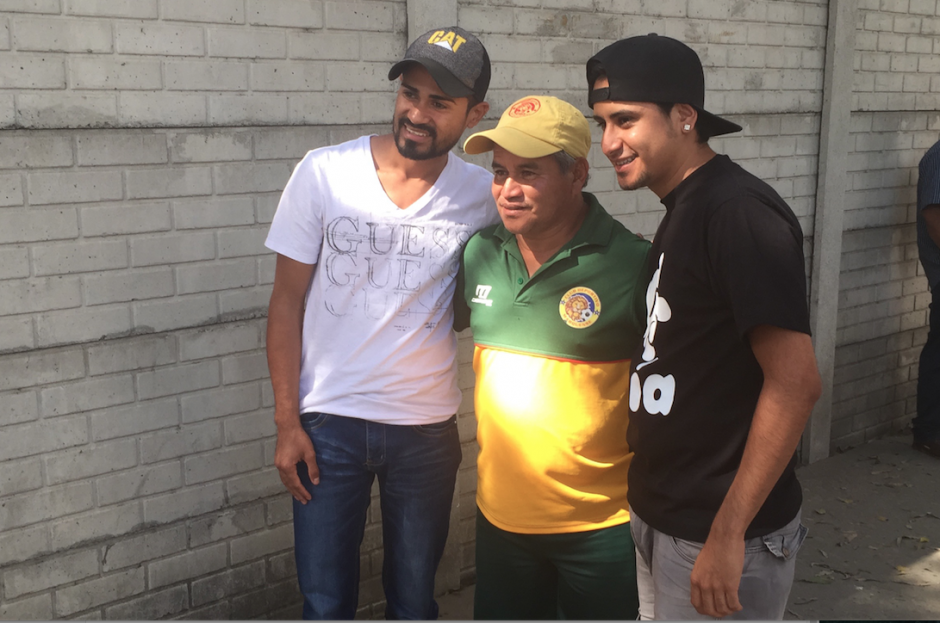 Ulises no pierde el piso y asegura que aún le falta camino por recorrer como entrenador. (Foto: Luis Barrios/Soy502)