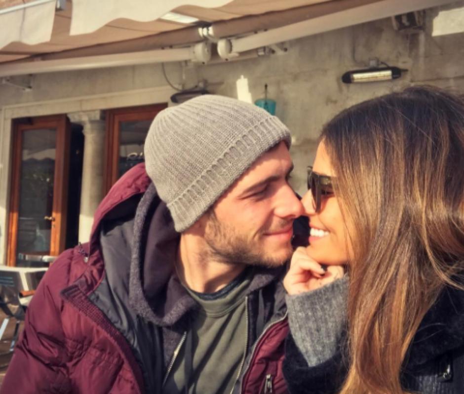Sergi Roberto está en una relación con la sensual Coral Simanovich. (Foto: Instagram @coralsimanovich)