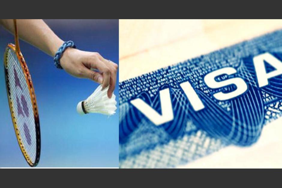 Visas en Fedebádminton foto