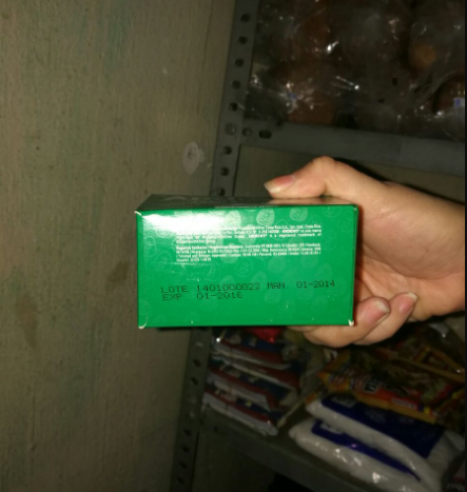 En el hogar David, de Fundación Remar, encontraron medicamentos y alimentos vencidos en la bodega. (Fotos: PDH)