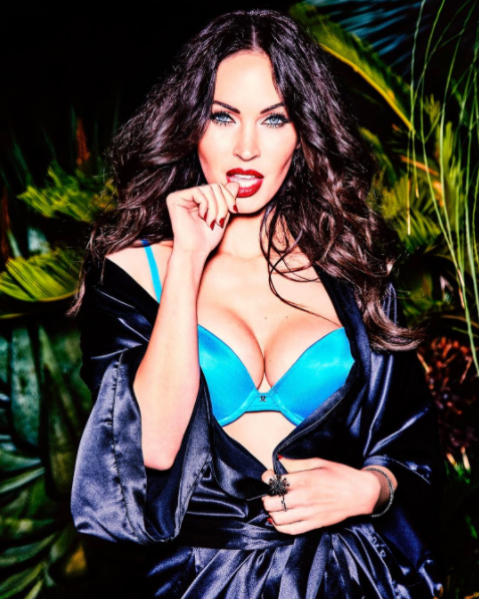 Megan Fox es una de las más sexis de Hollywood. (Foto: Instagram)