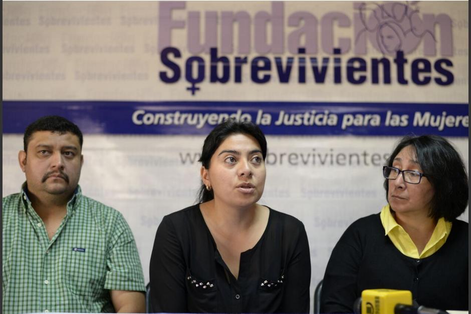Los padres de Alex reciben apoyo de la Fundación Sobrevivientes. (Foto: Wilder López/Soy502)