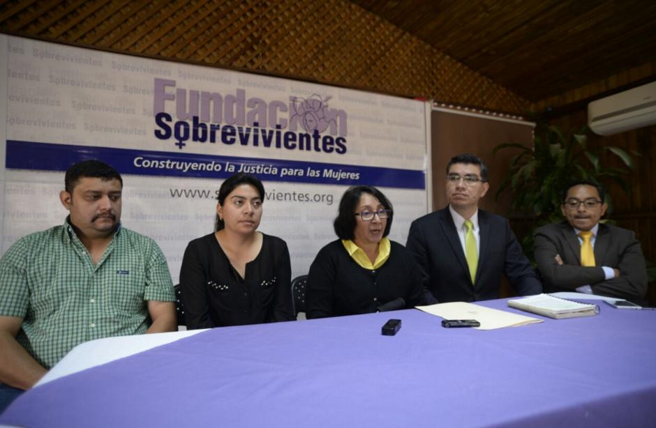 Los padres de Alex pretenden seguir con el proceso legal. (Foto: Wilder López/Soy502)