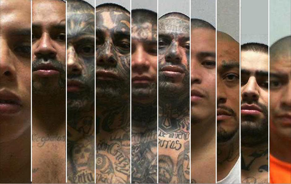 Los pandilleros utilizan alias para mantenerse en el anonimato dentro de las estructuras criminales. (Imagen: Soy502)