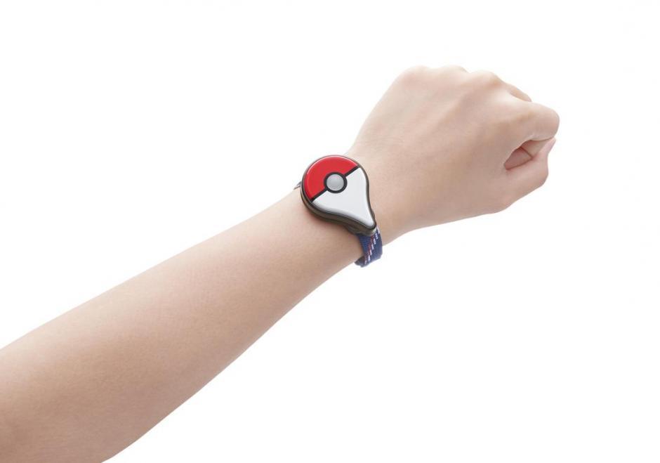 La nueva pulsera servirá para atrapar Pokémones sin necesidad de sacar el celular. (Foto: Twitter)