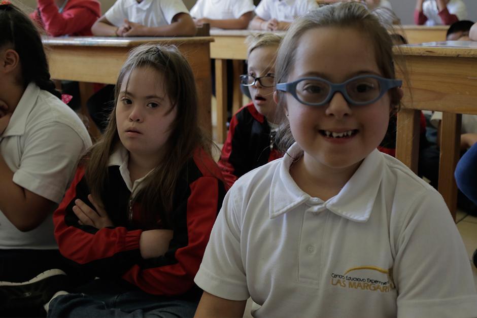 Las personas con síndrome de Down pueden ser activas en la sociedad. (Foto: Alejandro Balán/Soy502)