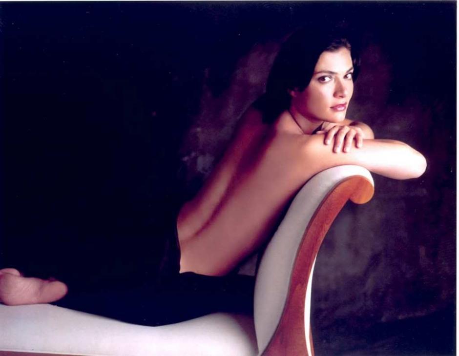 Ana María Orozco posó desnuda para una revista para caballeros en Colombia. (Foto: taringa.net)
