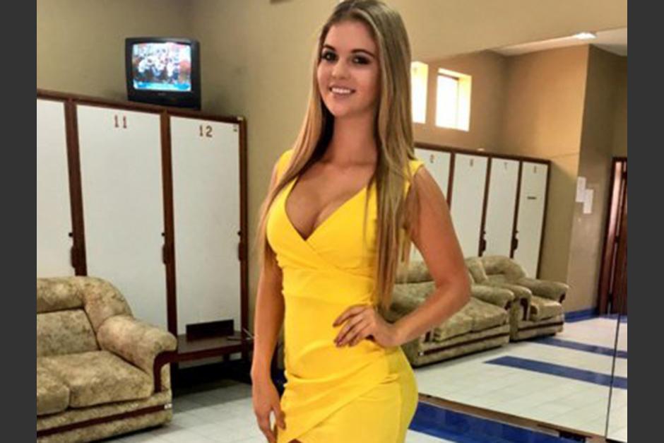 Brunella Horna es una modelo peruana. (Foto: Internet)