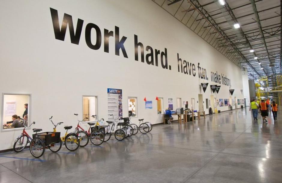 Amazon tiene su sede en Seattle, Washington, Estados Unidos y actualmente tienen más de 4 mil plazas laborales. (Foto: seattletimes.com)