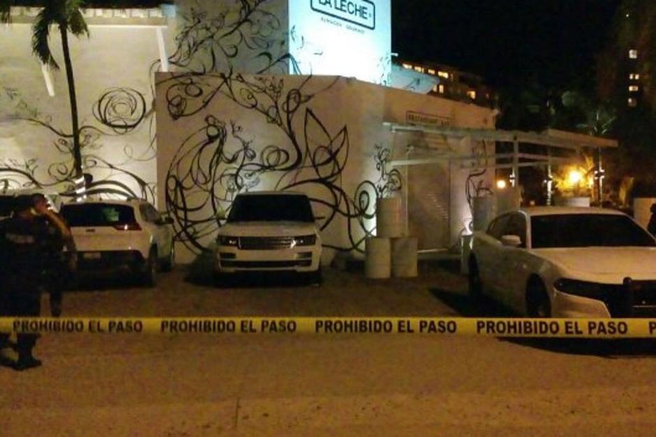 Las personas que fueron secuestradas, según testigos, se conducían en vehículos de lujo. (Foto: Proceso.mx)