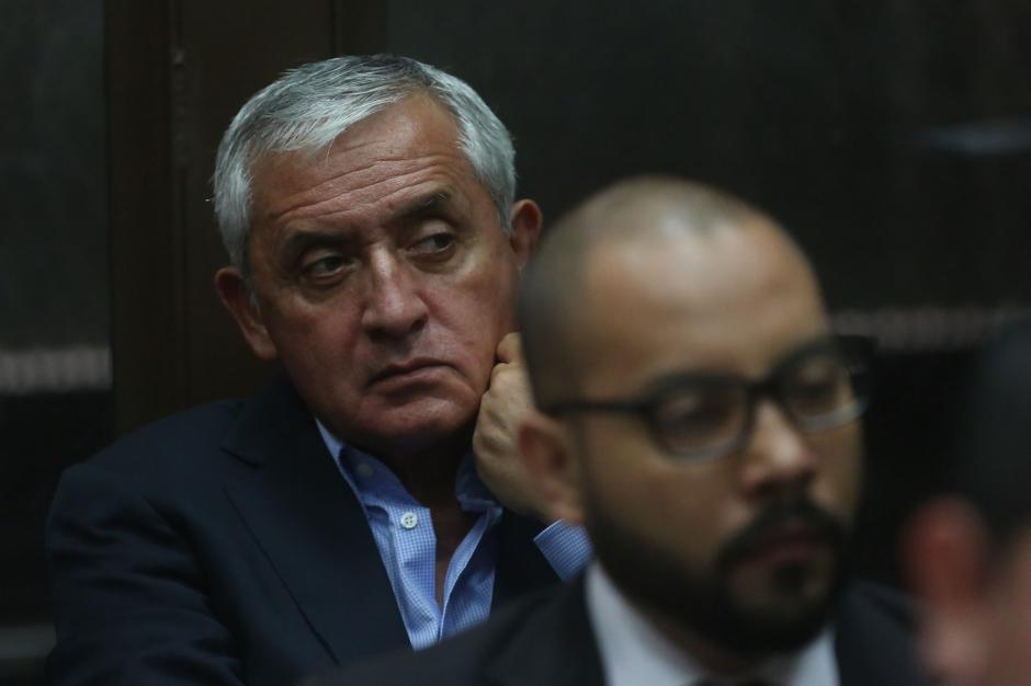 Este es el segundo proceso penal que enfrenta Otto Pérez Molina. (Foto: EFE)