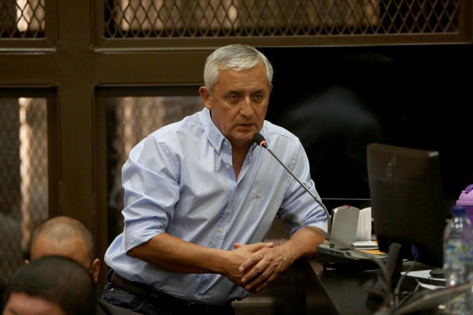 El expresidente Otto Pérez Molina enfrenta un segundo proceso penal. (Foto: EFE)