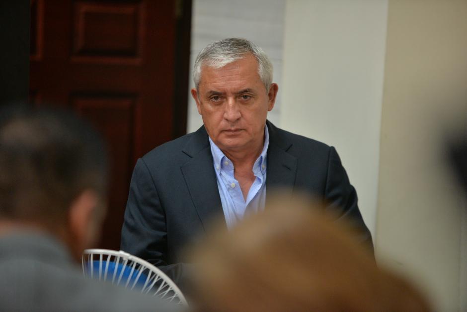 Este es el segundo día de audiencia de primera declaración del caso TCQ. (Foto: Wilder López/Soy502)