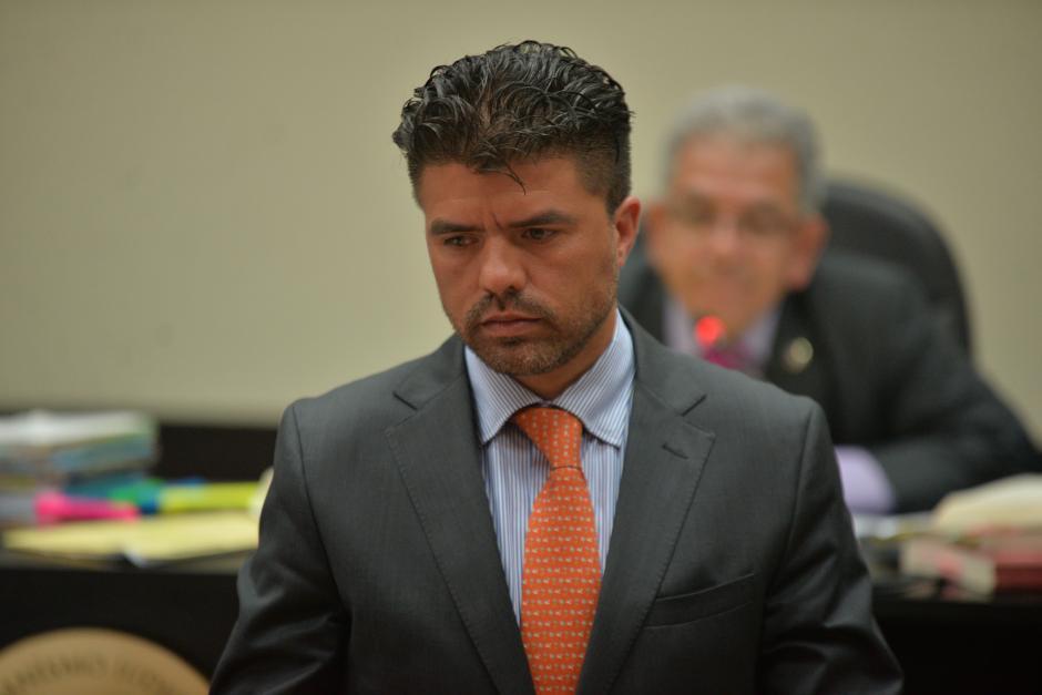 Jonathan Chévez, presunto lavador del exbinomio presidencial. (Foto: Wilder López/Soy502)