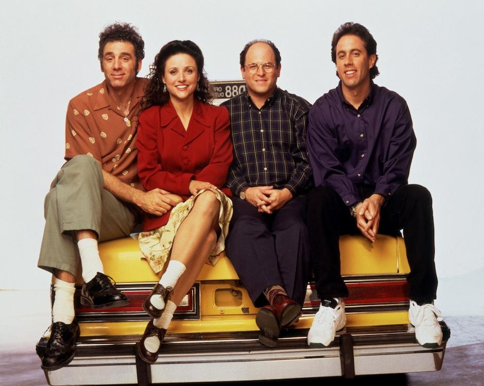 Seinfeld. (Foto: dayilydot,com)