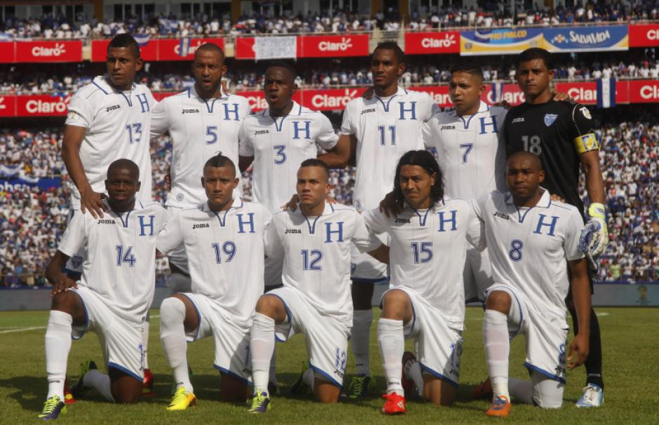 1eb7e9943f ... Mundial de Brasil 2014. Por Soy502. La camiseta de Honduras tiene un  aspecto clásico