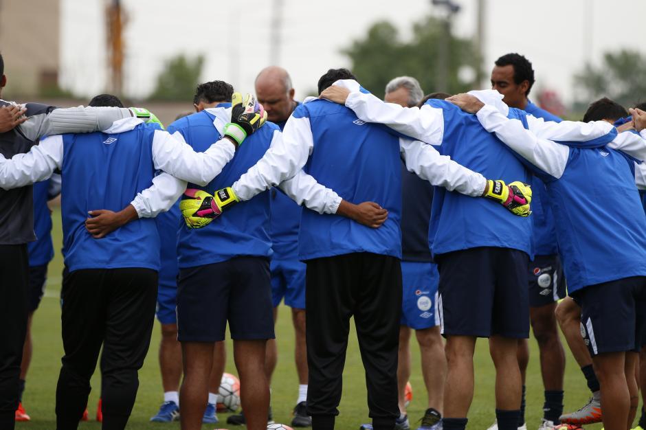 La Selección podrá ir la tarde de este miércoles a un reconocimiento de cancha si así lo desea. (Foto: Aldo Martínez/NuestroDiario)