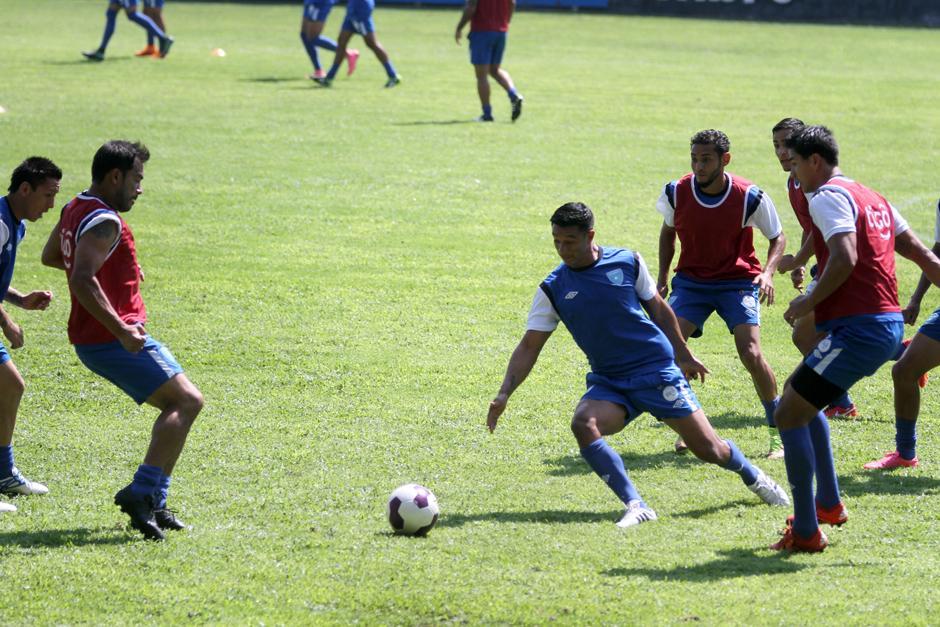 Carlos Ruiz tiene 59 goles con la Selección Nacional, ante Estados Unidos buscará marcar diferencia. (Foto: Luis Barrios/Soy502)