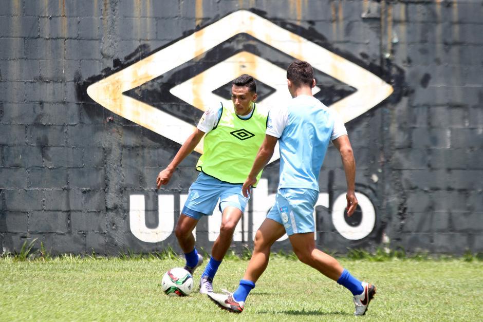 Tinoco es una de las opciones goleadoras para los amistosos contra Armenia y Venezuela. (Foto: Luis Barrios/Soy502)