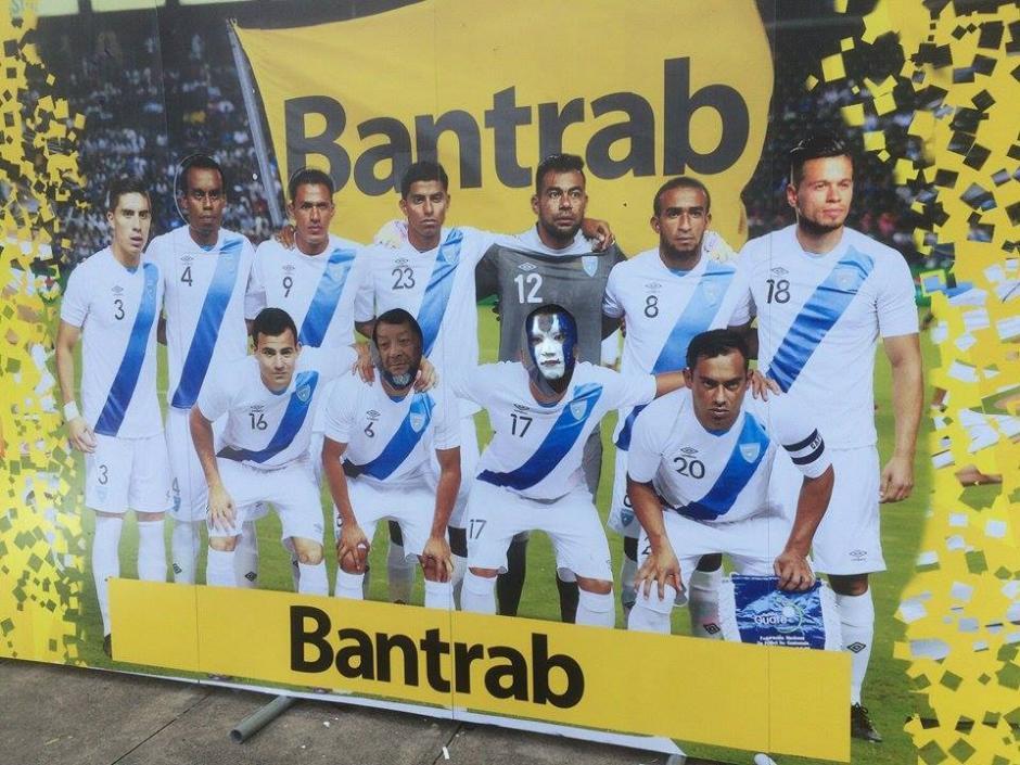 Los aficionados podían ser parte del 11 titular de Guatemala que juega ante Trinidad y Tobago. (Foto: Nuestro Diario)