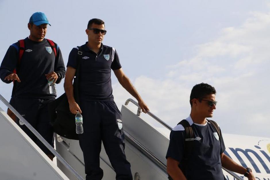 Los guatemaltecos llegan motivados al partido contra Cuba luego de sacar un empate ante México. (Foto: Gabriel Tiul/Enviado CDG)