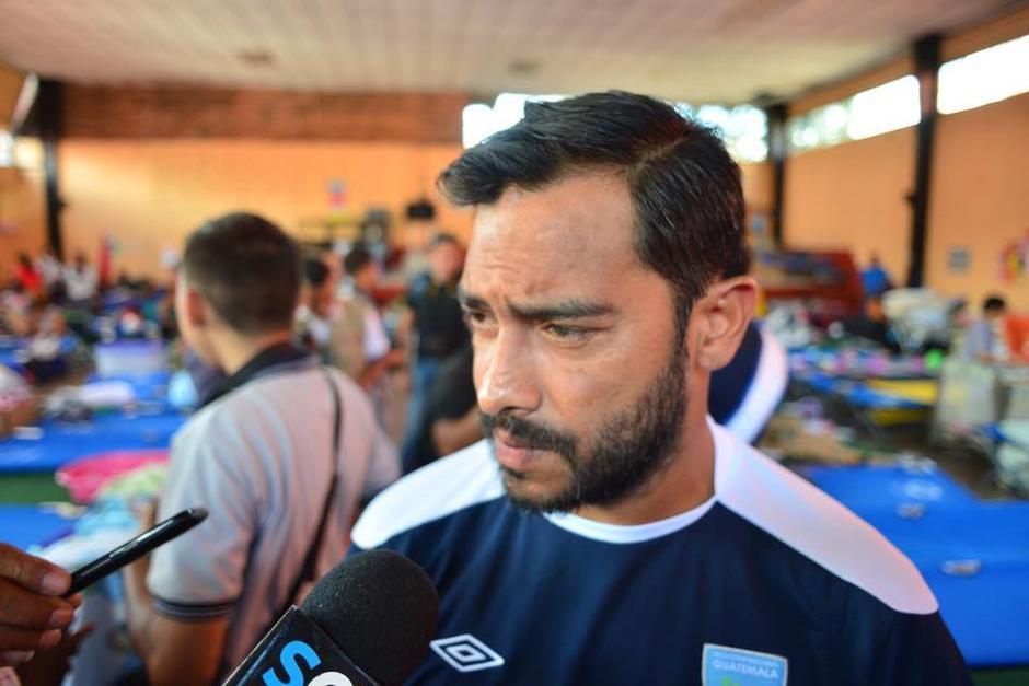 Entre sus planes están los de hacerse cargo de la Federación Nacional de Fútbol. (Foto: Soy502)