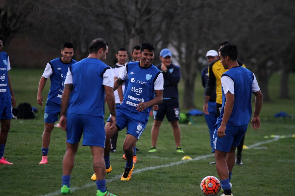 Moisés Hernández fue uno de los más destacados de la Sele el juego del viernes anterior. Foto: Luis Barrios/enviado especial)