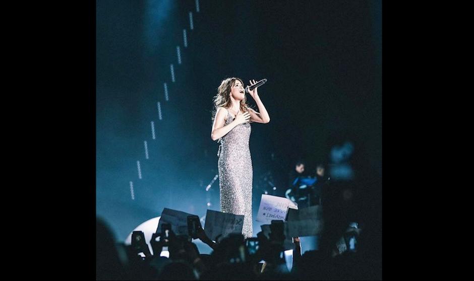 Selena Gomez presentó su Revival Tour en Miami. (Foto: Selena Gomez Source)