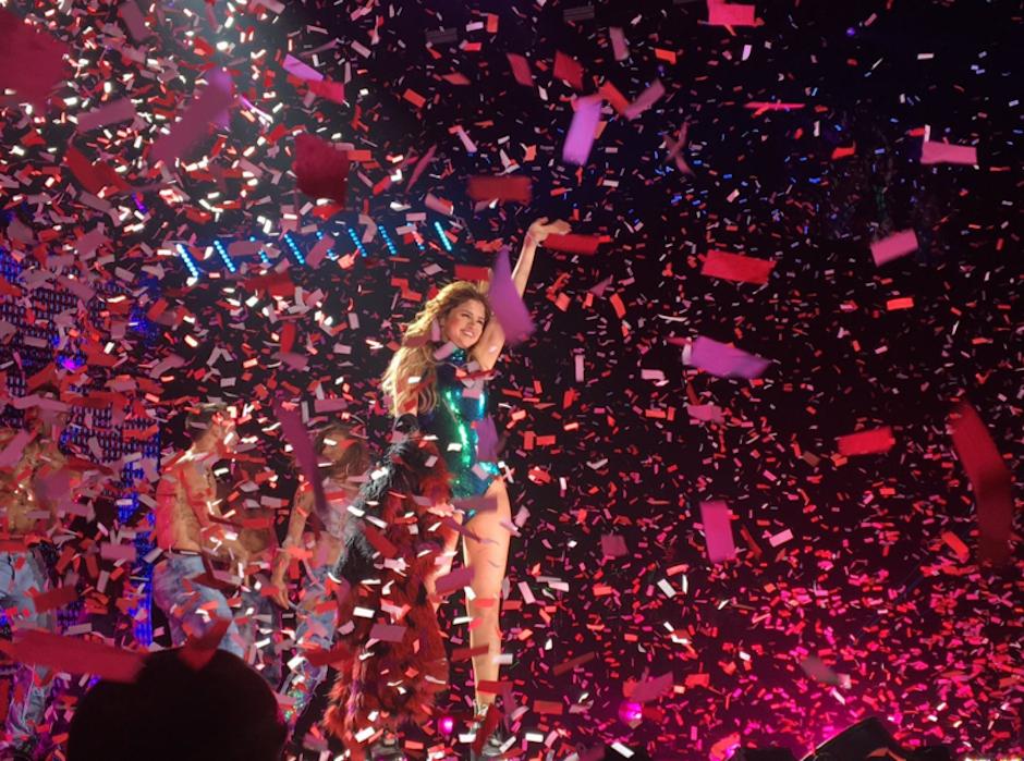 Su show fue todo un éxito. (Foto: Selena Source)