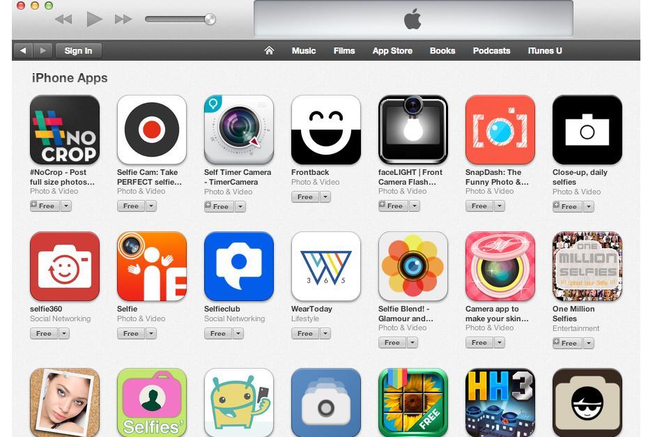 7c0a6d99e La tienda virtual App Store