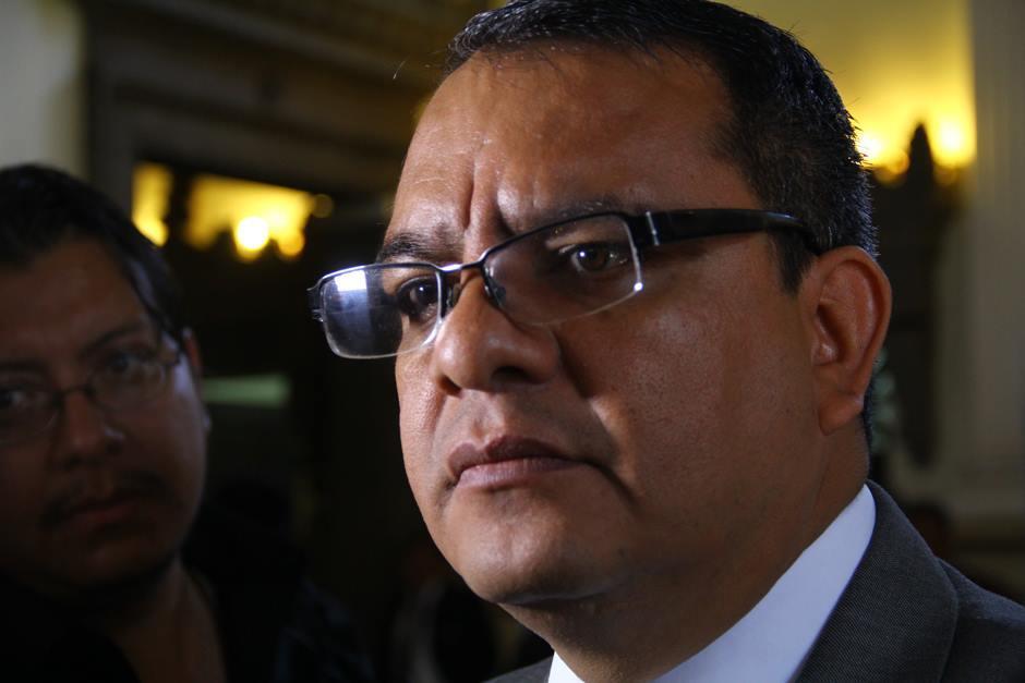 El diputado Selvin García aprobó cinco plazas fantasma. (Foto: Archivo/Soy502)