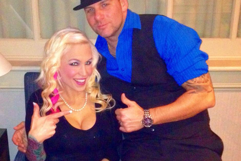 Jenna Vecchio fue expulsada de un gimnasio de Ontario debido al tamaño de sus senos. (Foto: FB Jenna Vecchio)