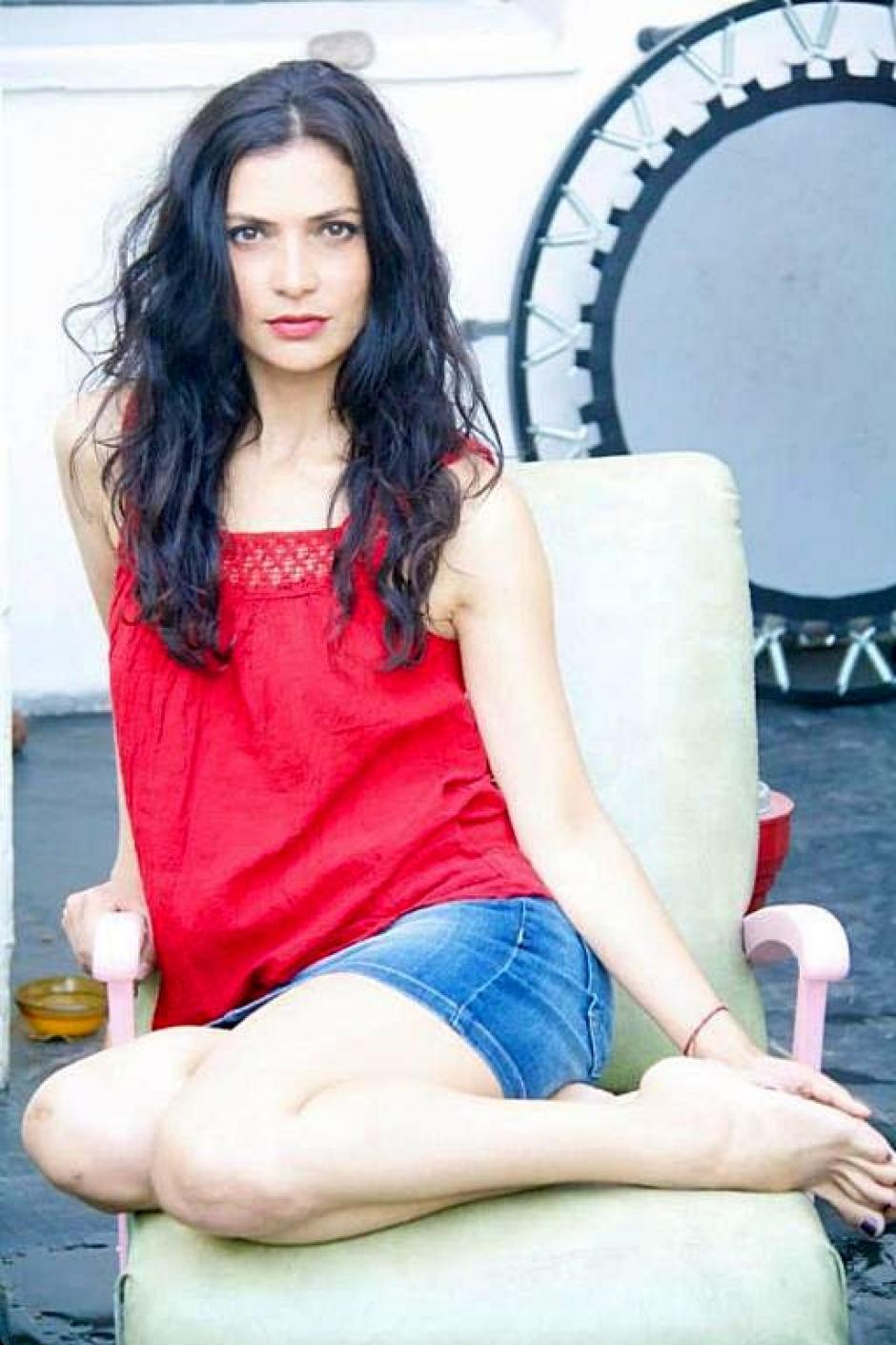 Ana María Orozco es una modelo y actriz colombiana