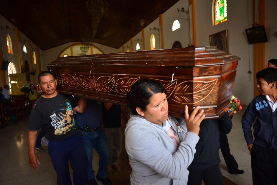 El inacif acumulaba en su cámara de frío 13 cuerpos y 69 segmentos corporales. (Foto: Jesús Alfonso/Soy502)