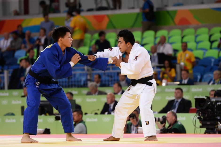 Ramos afirma que seguirá peleando para llegar a otros Juegos Olímpicos. (Foto: Sergio Muñoz/Enviado ACD)